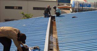 Chống dột mái tôn tại TPHCM