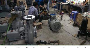 Công ty sửa chữa máy bơm nước tại quận 11 uy tín nhất